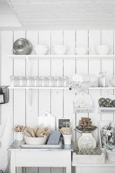 Mensole in cucina! #rifarecasa #maistatocosifacile grazie a #designbox & #designcard #idfsrl