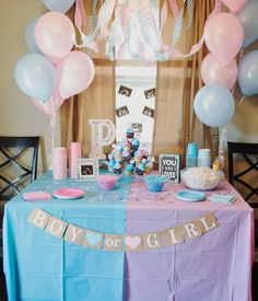 Best 101 Hot Ideas for Your Gender Reveal Party https://mybabydoo.com/2017/05/01/101-hot-ideas-gender-reveal-party/ Gender Reveal Party Ideas for creating your party seem good! The entire party was adorable! On the opposite hand, if your party will include children