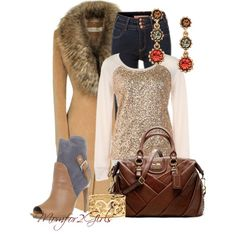 """Casual Day"" by momfor2girls on Polyvore"