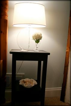 Master bedroom lamps...