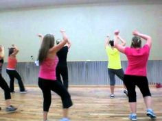 Zumba- Pump It by Black Eyed Peas