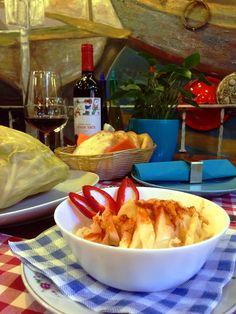 Balkánské kysané zelí / Balkan sauerkraut