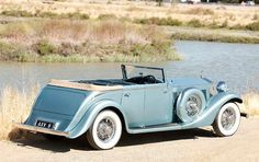 1934 All-Weather Tourer by Hooper (chassis Rolls Royce Phantom, Antique Cars, Transportation, The Unit, Antiques, Vehicles, Weather, Vintage Cars, Antiquities