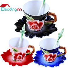 Great love with this peony design cup, how about you? Cup-->http://urlend.com/uQbIvai Live a better life, start with Beddinginn http://www.beddinginn.com/product/New-Arrival-Beautiful-Peony-Flower-Design-10841380.html