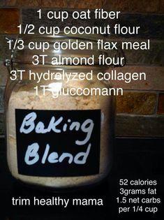 THM Baking blend copy cat
