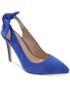 Bcbgeneration Henaya Pointed Toe Pump In Royal Blue Women's Pumps, Pump Shoes, Women's Shoes, Pointed Toe Pumps, Stiletto Heels, Slingback Pump, Shoes Photo, The Chic, Bcbgeneration