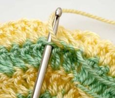 Learning never ends! Increase your basic crochet skills.
