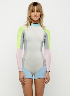 The Green Room wetsuit designed in 2010 by Cynthia Rowley for Roxy