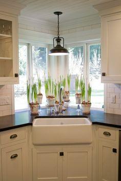 Leuke keuken decoratie!