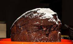 Torta Cacao e Arancia, decorata