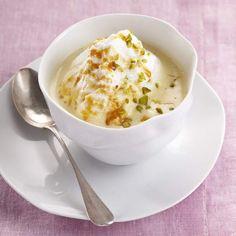 Recette Iles flottantes par thermomix - recette de la catégorie Desserts & Confiseries