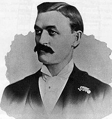 George Washington Gale Ferris, Jr. (February 14, 1859–November 22, 1896[1]) was an American engineer. He is most famous for creating the original Ferris Wheel for the 1893 Chicago World's Columbian Exposition.