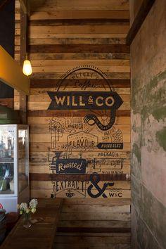 Will&Co art at Porch, Bondi
