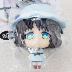 Steins ; Gate Kyun Chara Mayuri Shiina Mini Figure Ball Chain JAPAN ANIME