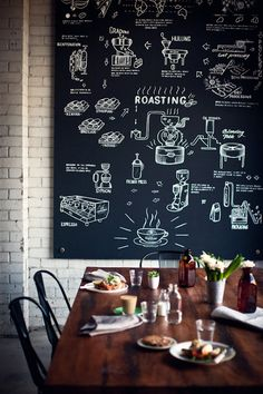 love the kitchen art. like SO much.