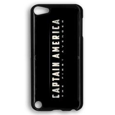 Captain America Soldier iPod Touch 5 Case