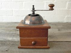 Antique Spice Grinder