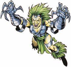 Mad Harriet of Apokolips - Female Furies