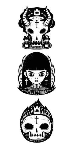 T-shirt Edición Día de los Muertos by Adrian Mendoza