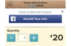 Facebook Begins Limited Rollout Of Mobile Payments Product Autofill With Facebook