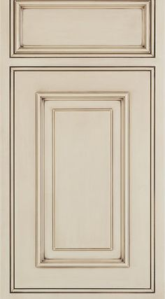 Traditional Products Creme Colored Kitchen Cabinets Beadboard