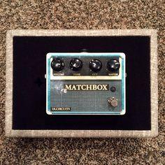 OLCircuits Matchbox Overdrive
