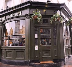 Th Royal Albert, new Cross