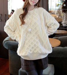 Cable #Knit #Sweater