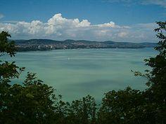 Blog de Santiago Bustamante G.: Cuadros magiares: el lago Balaton