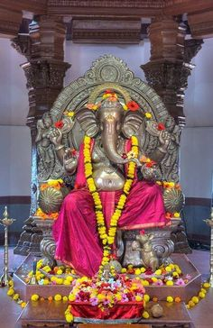 Jay Vinayak Temple Jaigad (Ratnagiri) - TemplePurohit.com - http://ift.tt/1HQJd81