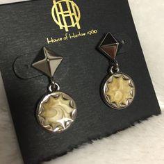 House of Harlow stud earrings Brand new stud earrings in silver, very cute.  NO TRADES House of Harlow 1960 Jewelry Earrings
