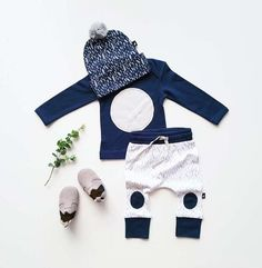 Patch Pants, Grey Paint, Aw17, Kids Outfits, Patches, Navy, Tees, Painting, Hale Navy