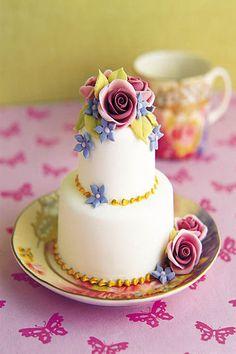 Peggy Porschen Cakes, www.peggyporschen.com