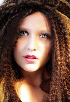sanna & curls ©tamaratoussaint.nl