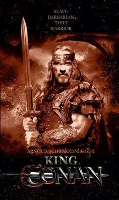 King Conan?!? Is this real? If so, I've been waiting decades for this!!