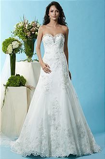 Bridal Gowns Eden BL134 Bridal Gown Image 1
