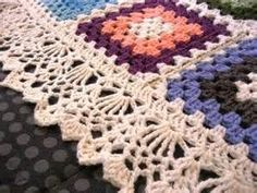 crochet blanket edgings - Yahoo! Image Search Results