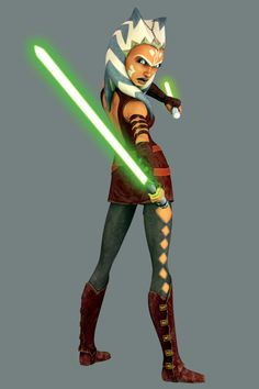 Jedi Cover-Up: Clone Wars' Ahsoka Gets Less-Revealing Costume | Underwire | WIRED