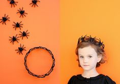 Easy Spider Crown Tutorial