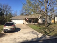 VERY NICE! 3BR, 2BA, kitchen/dining/living room combo, master suite w/private bath and walk in closet, built in 2003, 1,300 sq. ft. m/l, plus 462 sq. ft. 2 car garage, huge privacy fenced back yard. Adorable home! in Pocahontas AR