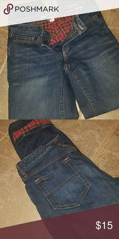 super cute Eddie Bauer lined jeans Size 2, perfect condition Eddie Bauer Jeans