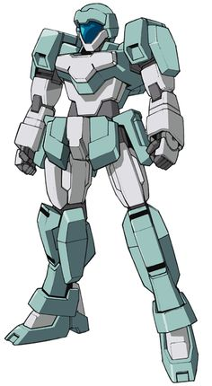 The RGE-G1100 Adele is a mass-production mobile suit featured in the Asemu Arc and Kio Arc of the anime series Mobile Suit Gundam AGE and the mangas Mobile Suit Gundam AGE: Memories of Sid and Mobile Suit Gundam AGE: Treasure Star. The unit is piloted by Max Hartway, Arisa Gunhale and Ryuji Ryuuzaki