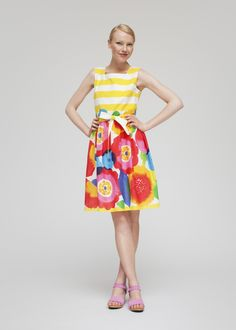 Vieras dress | Dresses and Skirts | Marimekko