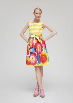 Vieras dress | Dresses and Skirts | Marimekko