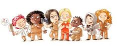 Image result for orange is the new black fan art