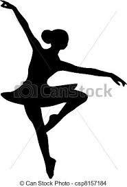siluetas de bailarinas - Buscar con Google