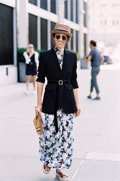Vanessa Jackman: New York Fashion Week SS 2016....Yasmin
