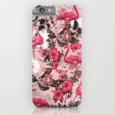 Check out society6curated.com for more! @society6 #floral #flowers #pattern #phone #case #phonecase #accessory #accessories #fashion #style #buy #shop #sale #cool #sweet #rad #awesome #fun #beautiful #beauty #pretty #botanical #iphone #products #product  #botanical #pink #flamingo #red #white #cream