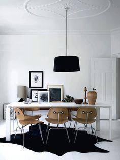 HOME & GARDEN: 30 idées pour mettre du noir dans sa déco !