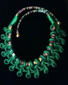 Paracord trifft Ethnostyle